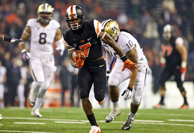 Brandin Cooks, Oregon State Beavers (November 23, 2013)