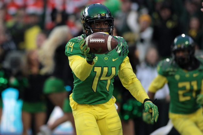 Ifo Ekpre-Olomu, Oregon Ducks (November 29, 2013)