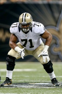 Charles Brown, New Orleans Saints (September 8, 2013)