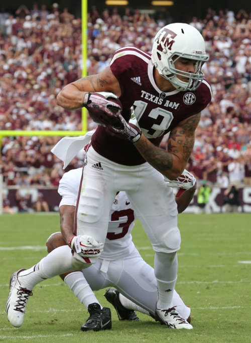 Mike Evans, Texas A&M (September 14, 2013)