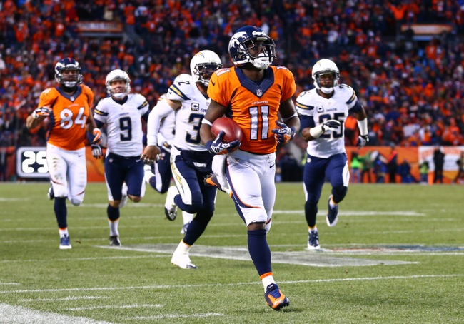 Trindon Holliday, Denver Broncos (January 12, 2014)