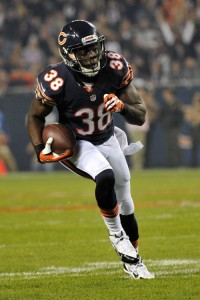 Zack Bowman, Chicago Bears (October 10, 2013)