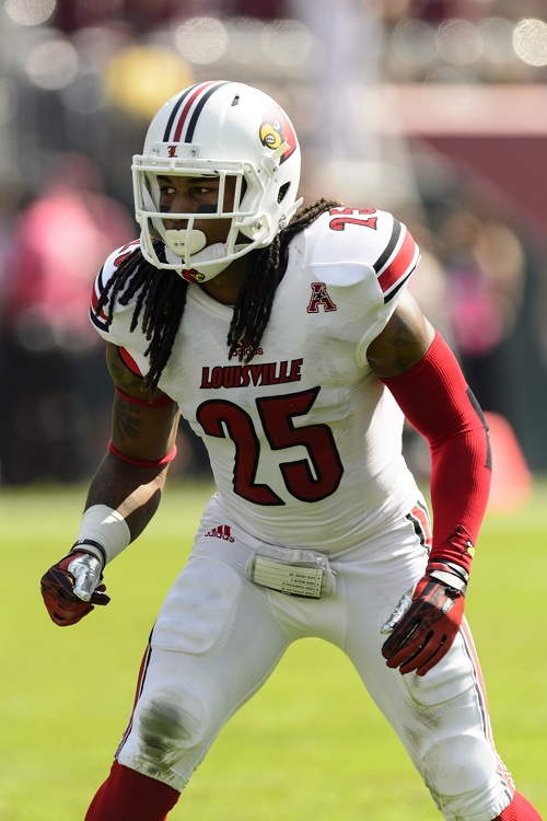 Calvin Pryor, Louisville Cardinals (October 5, 2013)