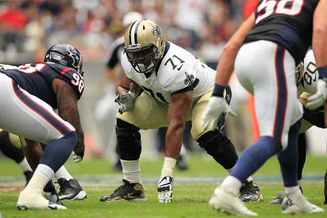 Charles Brown, New Orleans Saints (August 25, 2013)