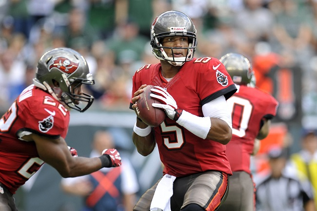 Josh Freeman, Tampa Bay Buccaneers  (September 8, 2013)