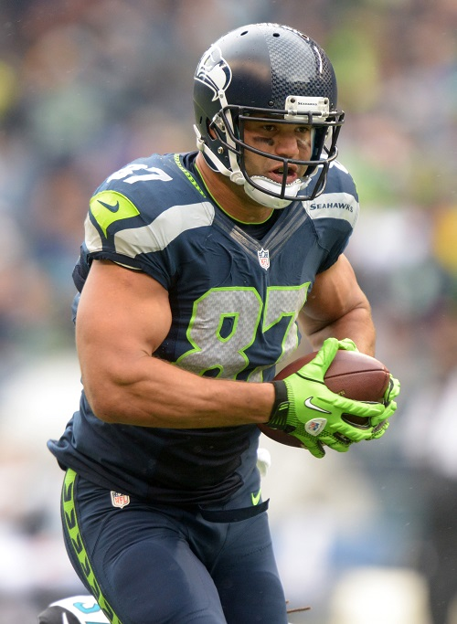 Kellen Davis, Seattle Seahawks (September 22, 2013)