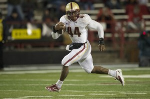 Andre Williams, Boston College Eagles (November 23, 2013)