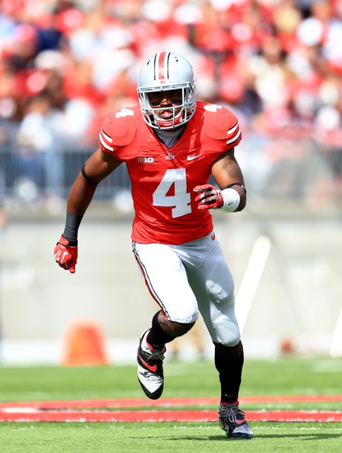 C.J. Barnett, Ohio State Buckeyes (September 21, 2013)