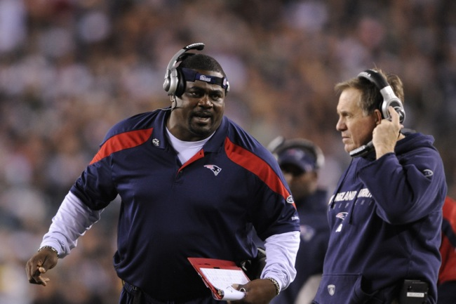 Report: Giants Pass on Pepper Johnson for Defensive Coordinator