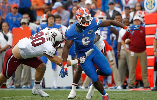 Dante Fowler, Florida Gators (November 15, 2014)