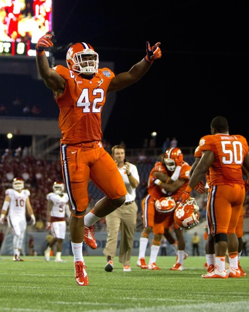 Stephone Anthony, Clemson Tigers (December 29, 2014)