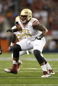 Bobby Hart, Florida State Seminoles (August 30, 2014)