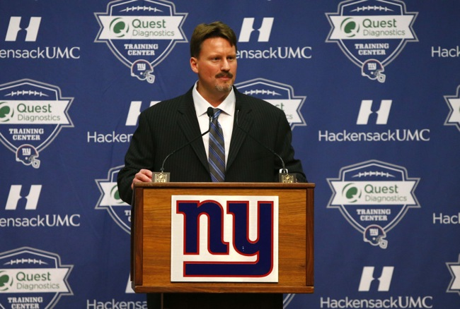 Ben McAdoo, New York Giants (January 15, 2016)