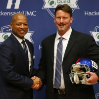 Jerry Reese and Ben McAdoo on WFAN