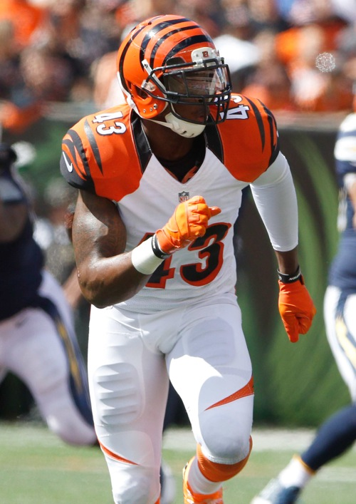 George Iloka, Cincinnati Bengals (September 20, 2015)