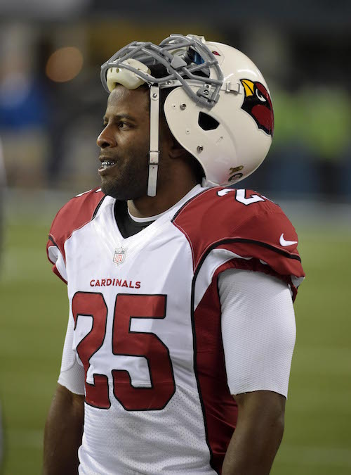 Jerraud Powers, Arizona Cardinals (November 15, 2015)