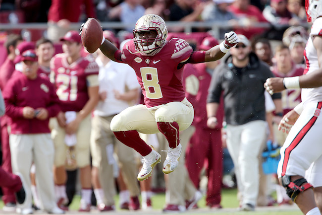 Jalen Ramsey, Florida State Seminoles (November 14, 2015)