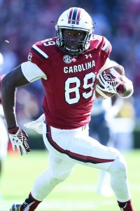 Jerell Adams, South Carolina Gamecocks (November 21, 2015)