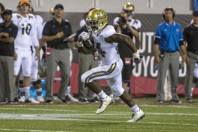 Paul Perkins, UCLA Bruins (September 12, 2015)