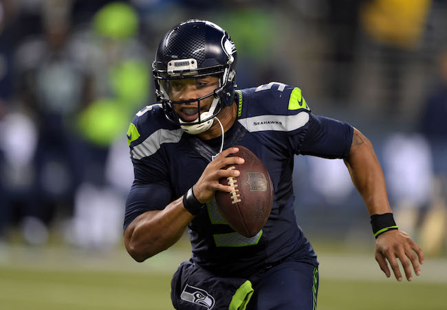 B.J. Daniels, Seattle Seahawks (September 3, 2015)