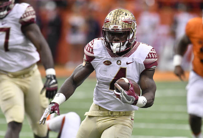 Dalvin Cook, Florida State Seminoles (November 19, 2016)