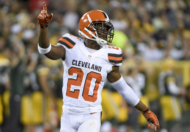 Rahim Moore, Cleveland Browns (August 12, 2016)