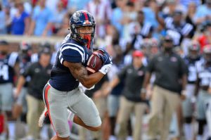 Evan Engram, Mississippi Rebels (September 17, 2016)