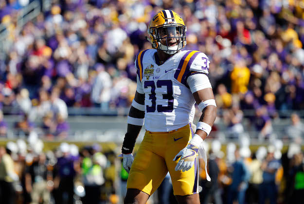 Jamal Adams,LSU Tigers (December 31, 2016)