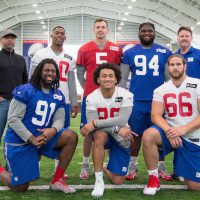 New York Giants Report to Training Camp on Thursday