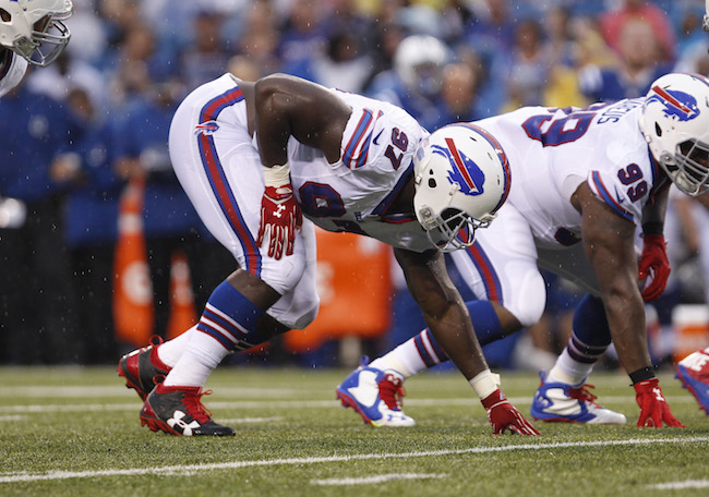 Corbin Bryant, Buffalo Bills (August 13, 2016)