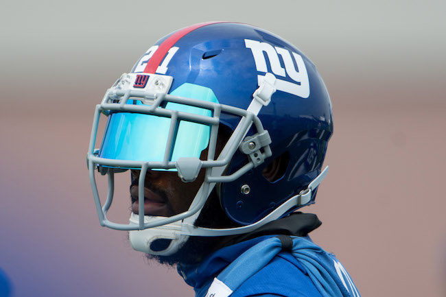 Landon Collins, New York Giants (July 28, 2017)