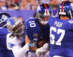Game Review: Detroit Lions 24 - New York Giants 10
