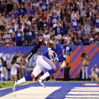 Evan Engram in Concussion Protocol; Four Giants Miss Practice