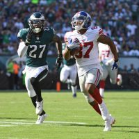 Five New York Giants Ruled Out; Sterling Shepard Questionable