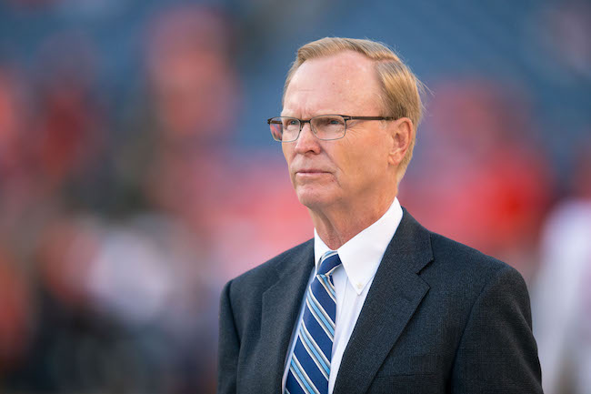 John Mara, New York Giants (October 15, 2017)