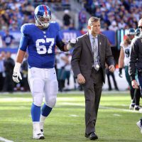 Justin Pugh to Headed to IR; Kevin Abrams Speaks to Press