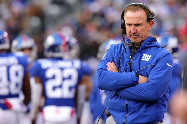 Steve Spagnuolo, New York Giants (October 17, 2017)