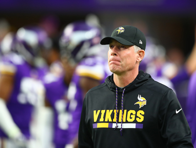 Pat Shurmur, Minnesota Vikings (January 14, 2018)