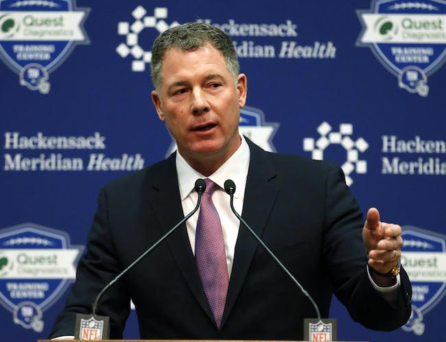 Pat Shurmur, New York Giants (January 26, 2018)