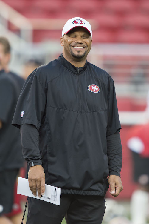 Thomas McGaughey, San Francisco 49ers (August 1, 2015)
