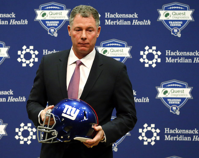 New York Giants Coaching Staff Officially Announced