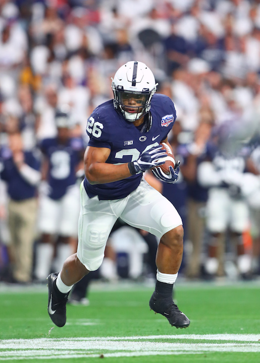Saquon Barkley, Penn State Nittany Lions (December 30, 2017)