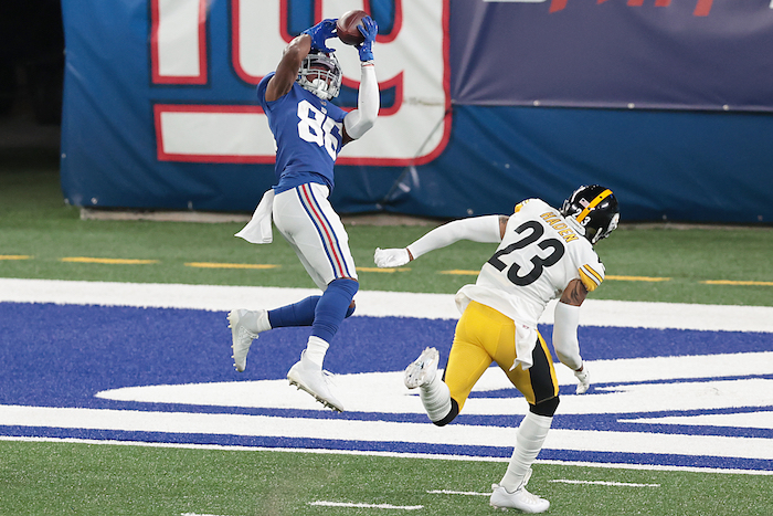 Darius Slayton, New York Giants (September 14, 2020)