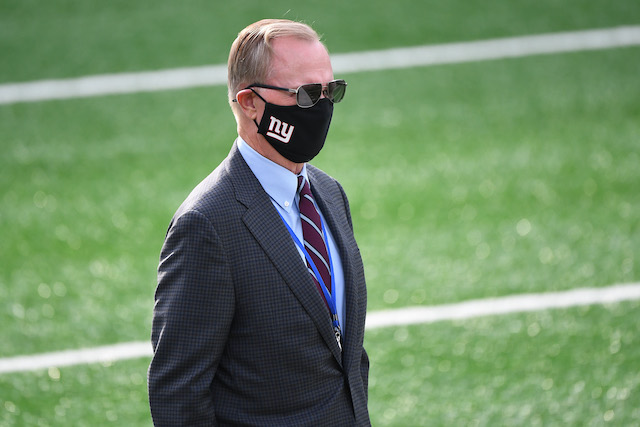John Mara, New York Giants (December 13, 2020)