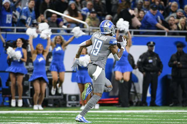Kenny Golladay, Detroit Lions (November 28, 2019)
