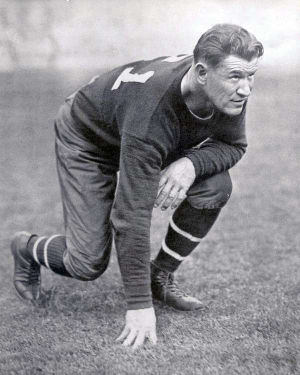 Jim Thorpe, New York Giants (1925)