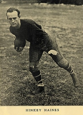 Hinkey Haines, New York Giants (1927)