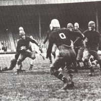 Detroit Wolverines at New York Giants (November 11, 1928)