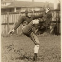 Ray Flaherty, New York Giants (1929)