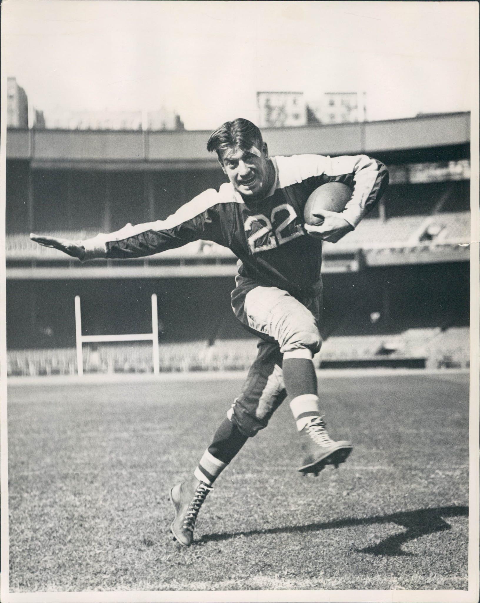 Ed Danowski, New York Giants (1935)